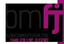 Das Logo des Bundesministeriums für Familien und Jugend