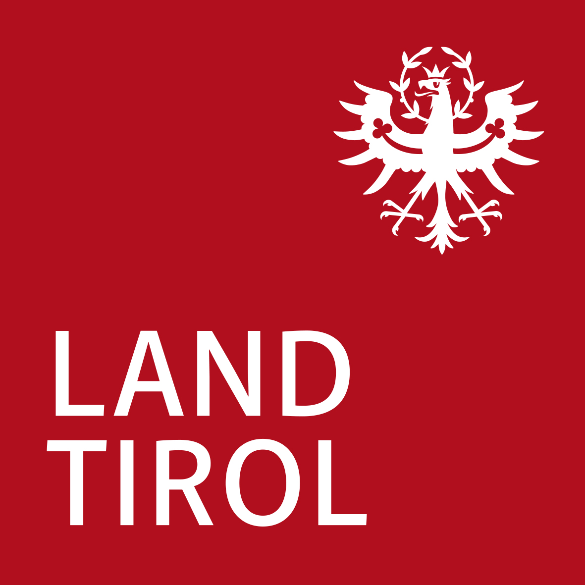 Das Logo des Landes Tirol